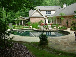 award winning pool design